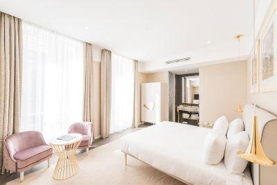 Gallery - Boscolo Hotel - Lione